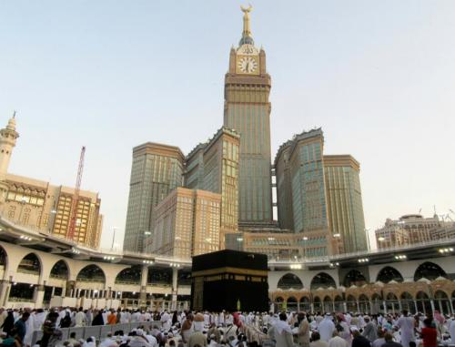 Jemaah haji padati Makkah