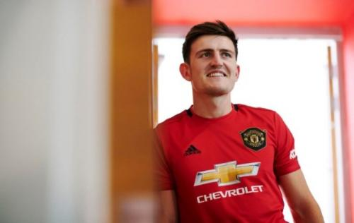 Harry Maguire (Foto: Man United)