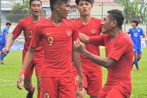 Timnas Indonesia U-18 hadapi Malaysia di semifinal Piala AFF U-18 2019