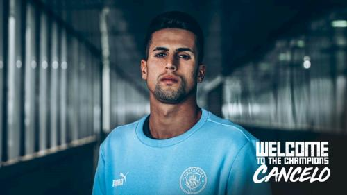 Joao Cancelo resmi dipinang Manchester City
