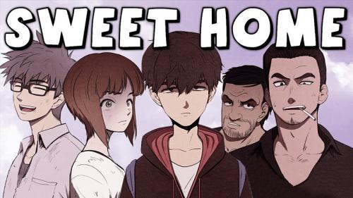 Webtoon Sweet Home akan diadaptasi ke layar kaca oleh sutradara Goblin.
