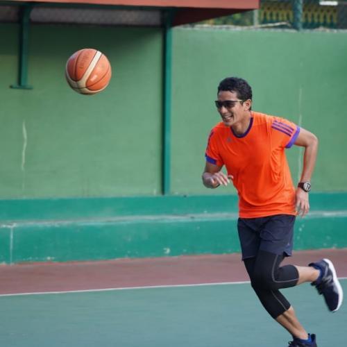 Sandiaga Main Basket