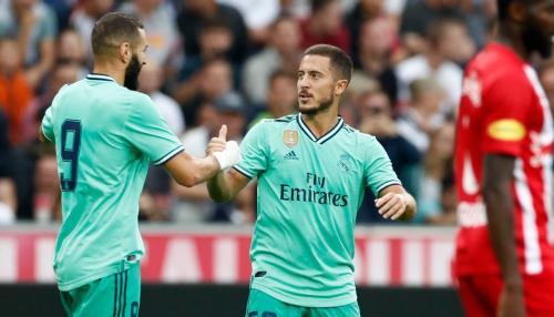 Eden Hazard hengkang ke Real Madrid pada Juni 2019