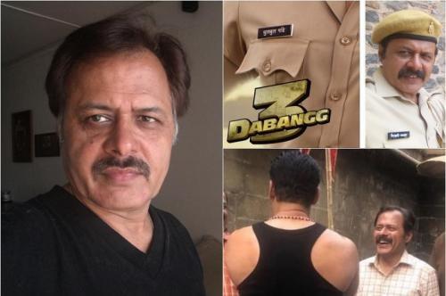 Dadhi Pandey dan Salman Khan