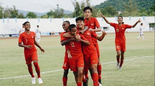 Timnas Indonesia U-16 (Foto: Twitter/@PSSI)