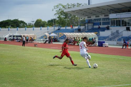 Timnas Indonesia U-16 vs Vietnam (Foto: PSSI)