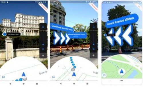 Google baru-baru ini mengumumkan peningkatan baru untuk fitur Live View di Google Maps.