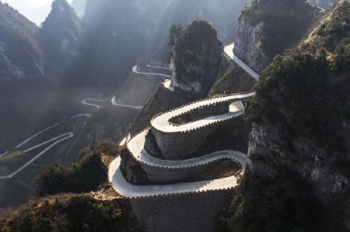 Tianmen Shan