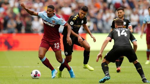 Man City menang telak 5-0 atas West Ham United (Foto: Premier League)