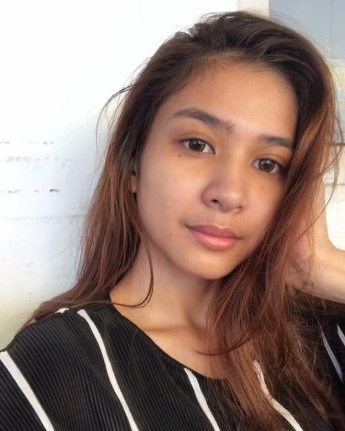Mikha Tambayong tanpa makeup