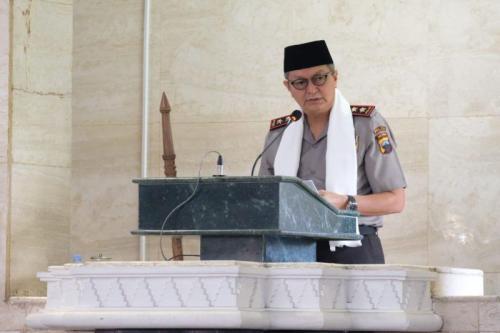 Kapolda Jateng Irjen Pol Rycko Amelza Dahniel (foto: Taufik Budi/Okezone)