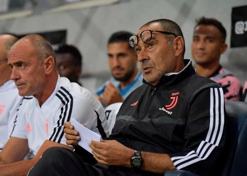 Maurizio Sarri berani memprediksi Juventus bakal kesulitan di pekan-pekan awal Liga Italia (Foto: Situs resmi Juventus)