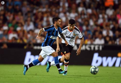 Inter Milan vs Valencia