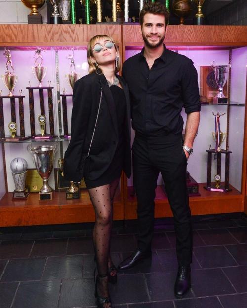 Miley Cyrus mengumumkan dia berpisah dari Liam Hemsworth pada 10 Agustus silam. (Foto: Instagram)