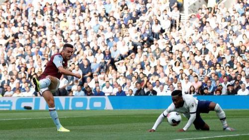 Laga Tottenham Hotspur vs Aston Villa
