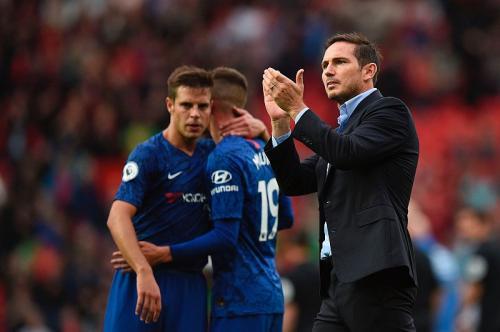 Lampard harap Chelsea tampil maksimal saat hadapi Liverpool di Piala Super Eropa 2019