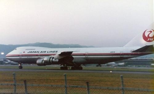 Ilustrasi pesawat Japan Airlines. (Foto: Wikipedia)