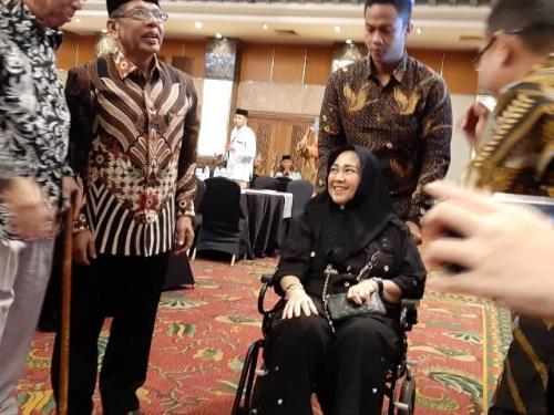 Rachmawati Soekarnoputri. (Foto: Fahreza Rizky/Okezone)