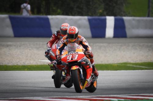 Marc Marquez amat sulit ditaklukkan (Foto: MotoGP)