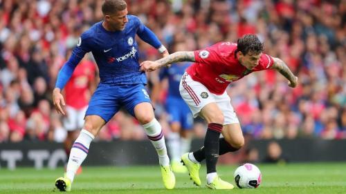 Victor Lindelof tampil apik di lini belakang Man United (Foto: Premier League)