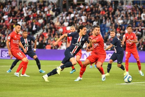 PSG masih terlalu tangguh untuk Nimes (Foto: Situs resmi PSG)