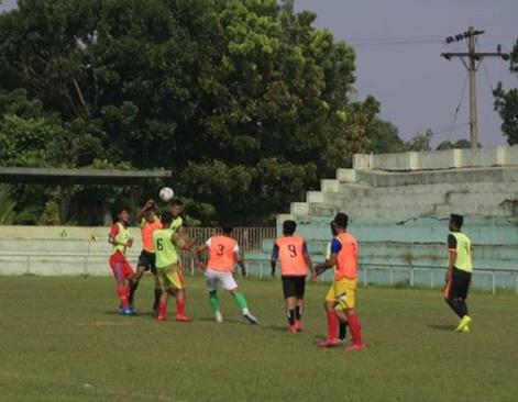 Seleksi Karo United FC