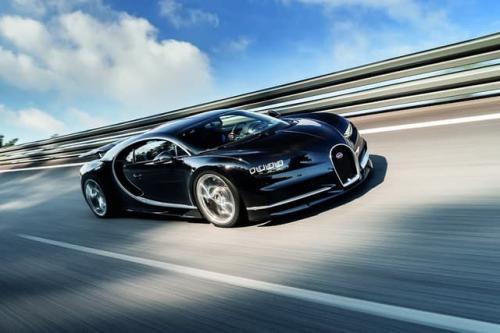 Hypercar Bugatti