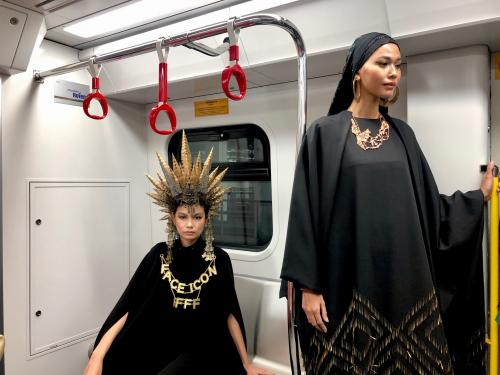 Fashion show di LRT