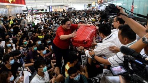 Demo Hong Kong
