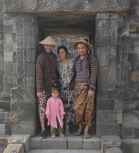 Keluarga Rio Dewanto