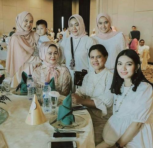Keluarga Iriana Jokowi