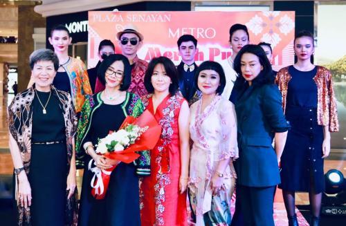 Metro Department Store Plaza Senayan yang telah berdiri selama 24 tahun di Indonesia sejak 1995 kembali dibuka.