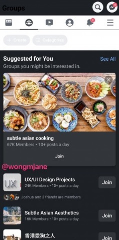 Facebook Perluas Mode Gelap di Aplikasi Android
