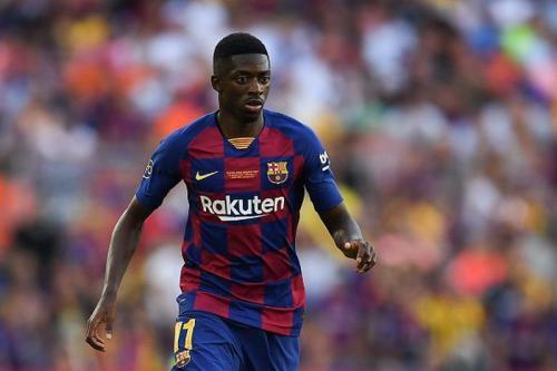 Ousmane Dembele hadapi Dortmund di fase grup Liga Champions 2019-2020
