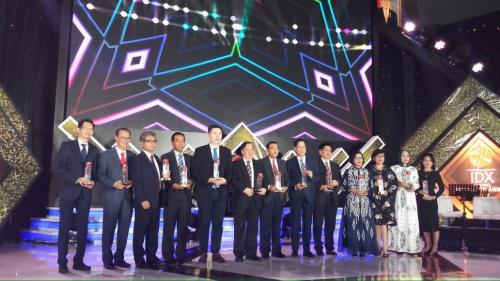 IDX Channel Penghargaan