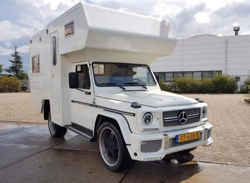 Modifikasi Mercedes Benz