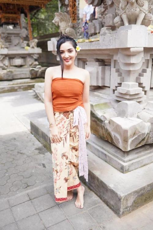 Ashanty Gadis Bali
