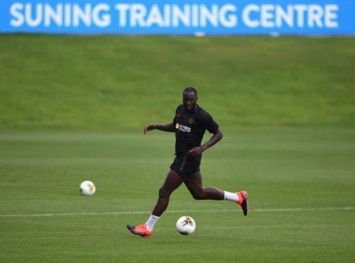 Romelu Lukaku menyebut latihan di Italia lebih efektif dan efisien (Foto: Situs resmi Inter Milan)