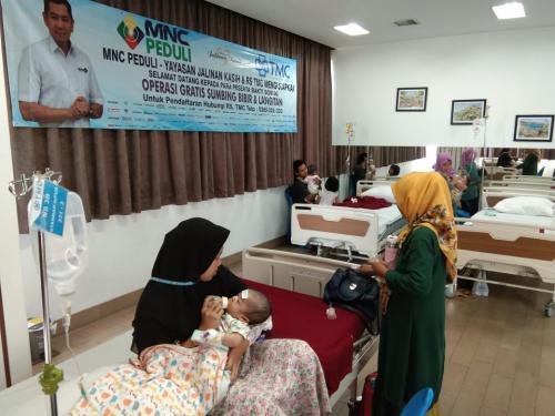 MNC peduli di Tasikmalaya