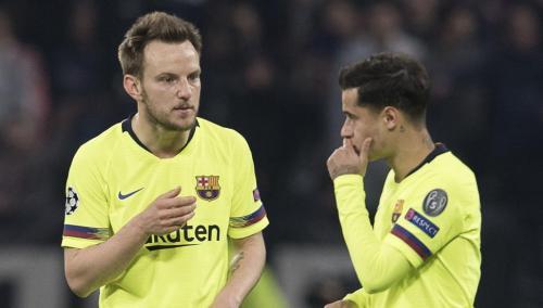 Juventus gencar dikabarkan akan mendatangkan Ivan Rakitic