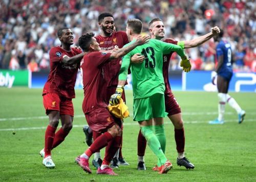 Adrian jadi pahlawan Liverpool di Piala Super Eropa 2019
