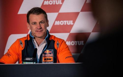 Direktur Motorsport KTM, Pit Beirer