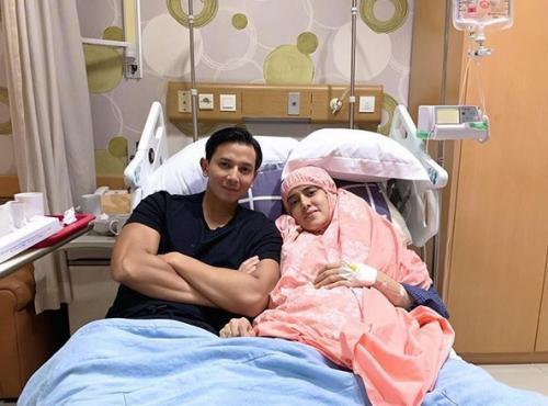Fairuz A Rafiq dan suami