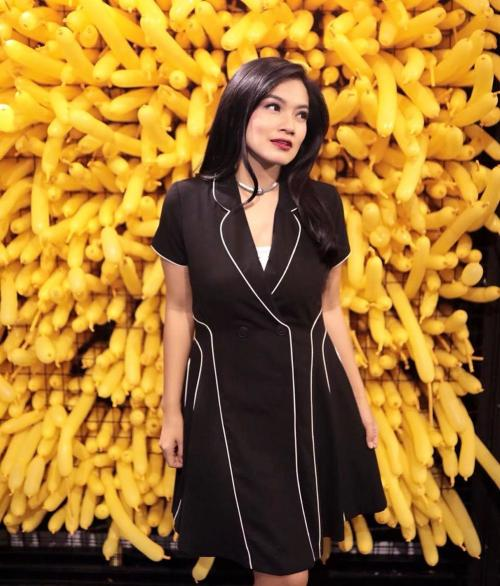 Titi Kamal cantik banget