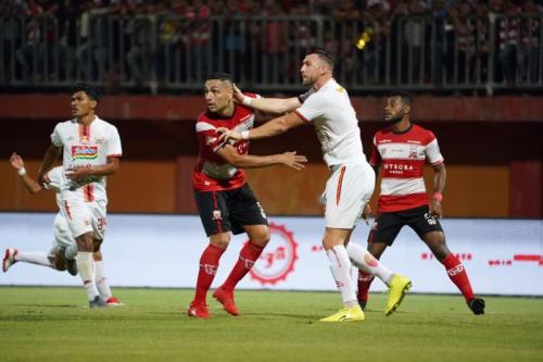 Madura United vs Persija