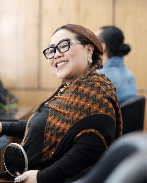 Nunung mengaku sempat terpuruk saat menjalani masa rehabilitasi. (Foto: Instagram/@triretnoprayudati_nunung))