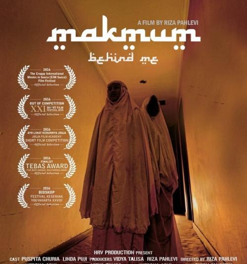 Film Makmum diangkat dari film pendek berudari 7 menit karya Riza Pahlevi. (Foto: HRV Production)