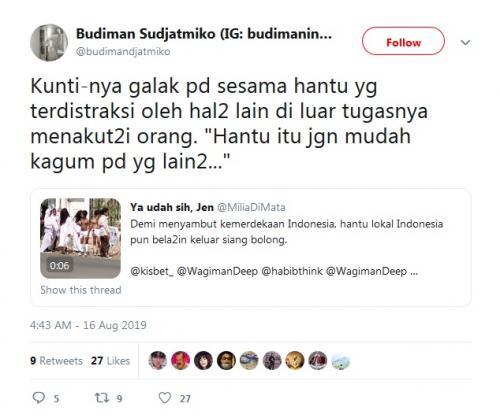 Tweet Netizen