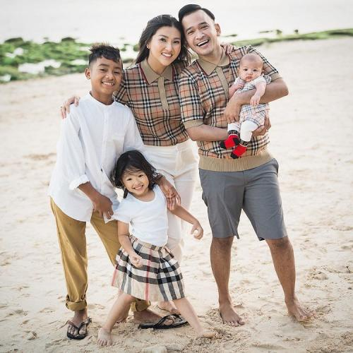 Ruben Onsu mengaku, Betrand Peto mengena di hati keluarganya. (Foto: Instagram/@ruben_onsu)