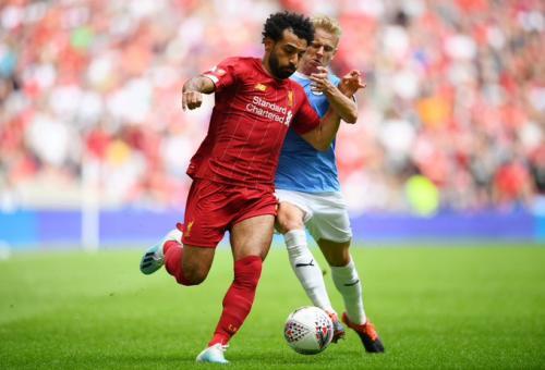Mohamed Salah (Foto: Twitter/@LFC)